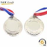 Zink-Legierungs-Bronzemedaillen, unbelegte Medaillen, preiswerte Sport-Medaillen für Großverkauf