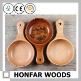[كيتشنور] خشب الزّان من أو قصع خشبيّة