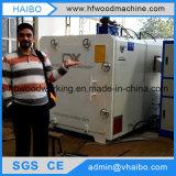 1cmから80cmの木のための短い乾燥のサイクルの真空の乾燥機械