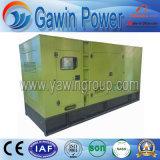 WeichaiエンジンR6105izldの緑40kwおおいのタイプディーゼル発電機セット