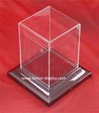 Коробка ткани ясной пластичной коробки ткани кристаллический (BTR-P6030)