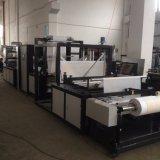 La machine non tissée Zxl-D700 de fabrication la meilleur marché de sac plat