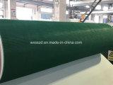Bande de conveyeur rugueuse de PVC de dessus de configuration d'herbe