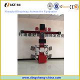 Uso de la máquina de la alineación de rueda de la precisión para la máquina de prueba del neumático Ds6