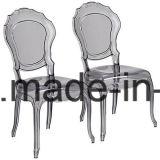 투명한 미인 신기원 의자 (크롬 012)를 겹쳐 쌓이는 최신 인기 상품