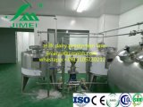 Full Automatic Complete 1000L / H Dairy Milk Processing Plant