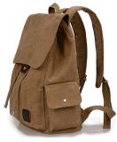 屋外およびキャンパスのための余暇のキャンバスのバックパック袋