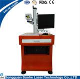 la macchina della marcatura del laser della fibra 1064nm incide le coperture del telefono e la sigaretta elettronica