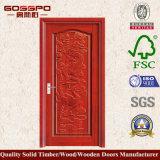Portello di legno cinese antico di qualità (GSP2-070)