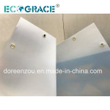 Paño de la prensa de filtro del procesamiento del mineral de terminal de componente/del mineral de hierro/de minerales del cinc