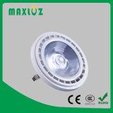 Birnen der Dimmable Scheinwerfer PFEILER Serien-hohen Helligkeits-G53 GU10 LED AR111