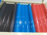 Premières tuiles de toit de vente de résine de PVC de matériau de construction de résistance de la corrosion