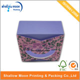 Kundenspezifische 4 Color Printing Cake Paper Box mit Handle (QYZ021)