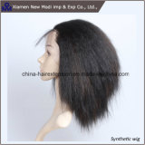 Capelli di scarsità di modo con la parrucca sintetica