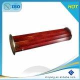 Strumentazione dello scambiatore di calore del tubo e delle coperture con i materiali personalizzati