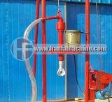 Plate-forme de forage portative et facile de puits d'eau du modèle d'exécution Hf150e fonctionnant sur le marché de l'Afrique