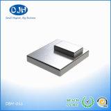 Djh Block-permanenter gesinterter Neodym NdFeB Magnet