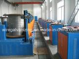 Ligne complète de traitement thermique de fil d'acier avec le profit et la réceptrice