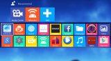 androïde 5.1 Kodi 16 de vitesse rapide du faisceau 64bits de quarte de MX de cadre de 4k Amlogic S905 TV mini le plus tard