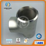 Té égal de l'acier inoxydable Wp316/316L de garnitures de pipe d'ASME B16.9 (KT0295)