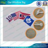 Heißer Verkaufs-erstklassige Flugwesen-Fahnen-Auto-Fenster-Markierungsfahne (M-NF08F06012)