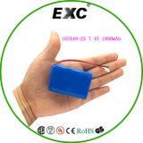 Eisen Aluminophosphate Serien-Batterie-Satz 103449-2s 7.4V 1800mAh