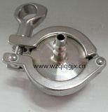 Válvula de verificação sanitária do compressor de ar do aço inoxidável