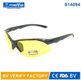 S14094 Night Driving Glasses con lentes polarizadas de color amarillo