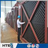 OberflächenSmooth&Effiency Einsparung-Dampfkessel-Wärmetauscher zerteilt Luft-Vorheizungsgerät für Dampfkessel