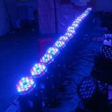 luz principal móvil de 18PCS LED