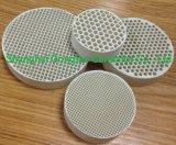 Piatto di ceramica del catalizzatore del favo della mullite