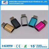도매 유형 C 접합기 알루미늄 합금 변환 유형 C 접합기
