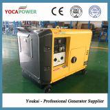 5kVA stille Diesel die Generator door Motor 186fae wordt aangedreven