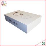 Rectángulos de regalo de papel rectangulares modificados para requisitos particulares de la alta calidad
