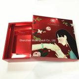 La casella impaccante di carta cosmetica per progetta