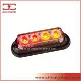 Cabeça da luz de advertência do diodo emissor de luz para o veículo (SL620-Red)