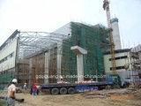 Taller de acero de la construcción con galvanizado