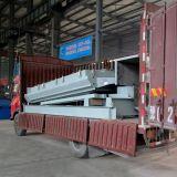Máquina vibrante farmacéutica mecánica del tamiz del acero inoxidable