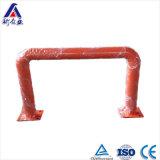 China-Fabrik-Stahl-Q235 verwendete Ladeplatten-Zahnstangen