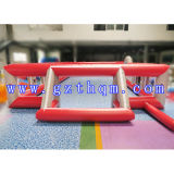 팽창식 Football Soccer Field 또는 Inflatable Football Field
