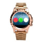 Relógio esperto saudável da frequência cardíaca de Bluetooth dos atendimentos impermeáveis de Gelbert para o Android do Ios