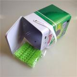 錫か錫ボックスまたは錫のクッキーボックスまたは印刷の習慣のアートワークが付いている食糧錫ボックス