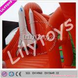 Het populaire ReuzePark Lilytoys van de Pret van pvc materiële Opblaasbare Unieke