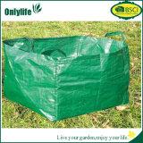 Bolsa de armazenamento para saco de jardim de tecido de solo BSCI PE Fabric