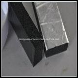 Пенистый каучук прокладки уплотнения PVC NBR резины нитрила оборудования вентиляции