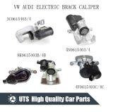 Calibre électrique arrière 5n0615403 5n0615404 pour Q3 / Cc / Passat / Passat
