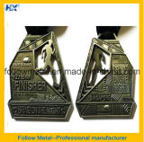 2 medalha dos lados 3D
