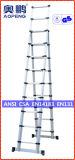 강철 가구 단계 발판 연장 궁극적인 알루미늄 망원경 사다리 (AP-509-340)
