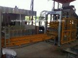 Cadena de producción del bloque de la pavimentadora y de la depresión de Qunfeng Qft6-15