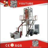 ABA de alta velocidade 3 extrusora fundida mini PE da película do saco de plástico do polietileno da agricultura do LDPE do HDPE de 2 camadas
